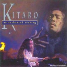 CDs de Música: KITARO / AN ENCHANTED EVENING. Lote 109029443