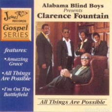 CDs de Música: ALABAMA BLIND BOYS / ALL THINGS ARE POSSIBLE. Lote 109031859
