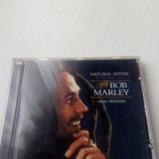 CDs de Música: CD BOB MARLEY NATURAL MYSTIC . THE LEGEND LIVES ON AND THE WAILERS. Lote 109063916