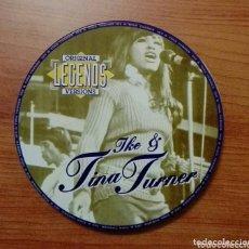 CDs de Música: THE TINA TURNER.CD FORMATO ORIGINAL. Lote 109064679