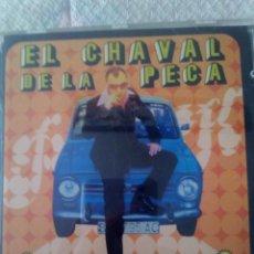 CDs de Música: CD EL CHAVAL DE LA PECA. ARTISTA INTERNACIONAL. Lote 109071443