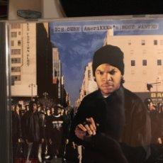 CDs de Música: ICE CUBE-AMERIKKKA'S MOST WANTED-1990-HIP HOP RAP. Lote 109101324