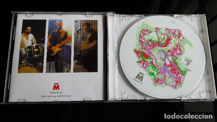 CDs de Música: CD LOS MARAÑONES EL MUNDO AL REVÉS - Foto 3 - 109111883