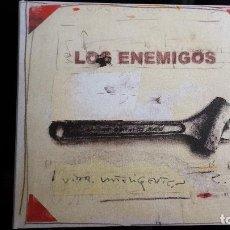 CDs de Música: CD LOS ENEMIGOS VIDA INTELIGENTE. Lote 109112663