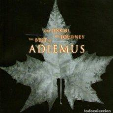 CDs de Música: KARL JENKINS - THE BEST OF ADIEMUS - THE JOURNEY - CD ALBUM - 19 TRACKS - VIRGIN RECORDS 1999. Lote 109114295