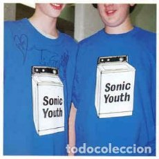 CDs de Música: SONIC YOUTH - WASHING MACHINE (GEFFEN RECORDS,GED 24825 CD, 1995). Lote 109117627