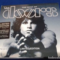 CDs de Música: CD DOBLE (THE DOORS - THE BEST OF THE DOORS ) 2000 WARNER LIMITED EDITION DIGIPACK Nº 176449. Lote 109122683