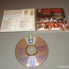 CDs de Música: HARPE INDIENNE DU PARAGUAY DU VENEZUELA - CD - ARN 64040 - ARION - LOS CARACAS - SERGIO CUEVAS .... Lote 109166339