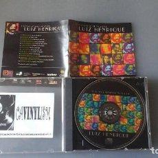 CDs de Música: A BOSSA SEMPRE NOVA DE LUIZ HENRIQUE - CD - BOSSA NOVA. Lote 109180299