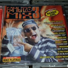 CDs de Música: BOMBAZO MIX 3 - CD DOBLE DESCATALOGADO. Lote 109185647