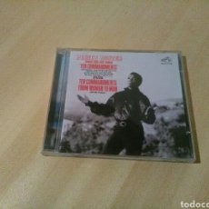 CDs de Música: PRINCE BUSTER, SINGS HIS HIT SONG TEN COMMANDMENTS, WITH HIS PRINCESS.. Lote 109186232