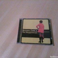 CDs de Música: BRIXTON CATS & THE REGGAEBOYS. Lote 109186796