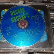 CDs de Música: REGGAE REGGAE 2 - RECOPILACION DOBLE CD. Lote 109191803