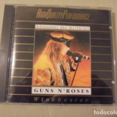 CDs de Música: GUNS N ROSES - WINCHESTER - MISSING IN ACTION - VERSIONES DE TEMAS AJENOS CLASICOS. Lote 109215959