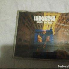 CDs de Música: CD ARKARNA HOUSE ON FIRE. Lote 109248211