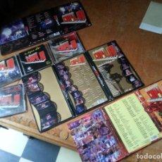 CDs de Música: MAGNIFICA COLECCION CDS CD DVD DVDS SE LLAMA COPLA CANAL SUR . MUY COMPLETA - LEER. Lote 109248247