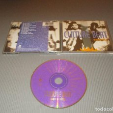 CDs de Música: CULTURE BEAT ( SERENITY ) - CD - BK 57591 - 550 MUSIC/EPIC - MR. VAIN - ADELANTE ! - THE HURT .... Lote 109270119