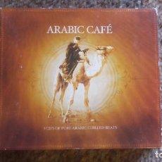 CDs de Música: ARABIC CAFÉ , VARIOUS , 3XCD ENGLAND , BUEN ESTADO ENVIO ECONOMICO. Lote 109271791