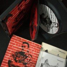 CDs de Música: LOTE FERMIN MUGURUZA « 99 -04 » (CD + DVD) + CD « IN-KOMUNIKAZIOA »(2002) . KORTATU. Lote 109271751