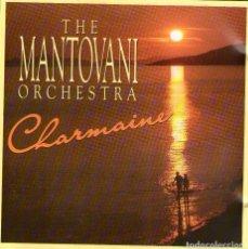 CDs de Música: THE MANTOVANI ORCHESTRA - CHARMAINE - CD ALBUM - 12 TRACKS - PICKWICK INTERNATIONAL 1990. Lote 109294347