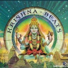 CDs de Música: KRISHNA BEATS : DOBLE CD EN CAJA DE LUJO LIMITADA Y NUMERADA - EDICION UK 2001 BAR DE LUNE. Lote 109303731