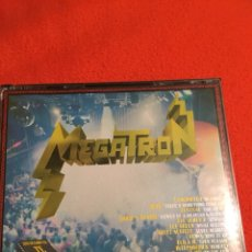 CDs de Música: MEGATRON 1 (1993). Lote 109308390