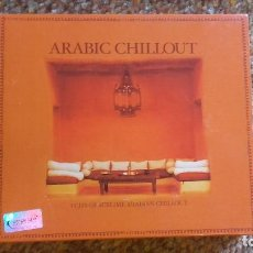 CDs de Música: ARABIC CHILLOUT , 3XCD 2003 UK PERFECTO ESTADO ENVIO ECONOMICO. Lote 109337511