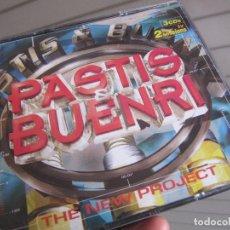 CDs de Música: PASTIS & BUENRI - TRIPLE CD INCLUYE 2 SESSIONS . Lote 109338199