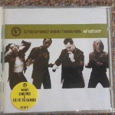 CDs de Música: THE BRAND NEW HEAVIES , SHELTER , CD 1997 BUEN ESTADO ENVIO ECONOMICO. Lote 109340771