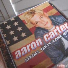 CDs de Música: AARON CARTER-AARON'S PARTY(COME GET IT). Lote 109354443