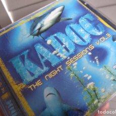 CDs de Música: KADOC - THE NIGHT SESSIONS VOL. 3 . Lote 109354831