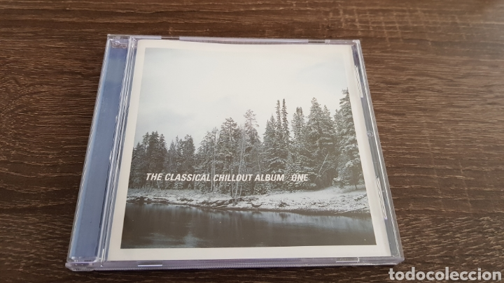THE CLASSICAL CHILLOUT ALBUM ONE - CD EXITOS CHILLOUT (Música - CD's New age)