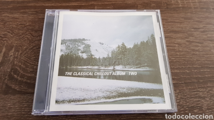 THE CLASSICAL CHILLOUT ALBUM TWO (Música - CD's New age)