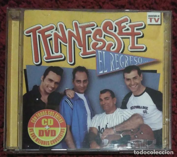 TENNESSEE (EL REGRESO) CD + DVD 2004 (Música - CD's Rock)