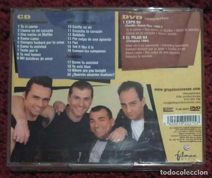 CDs de Música: TENNESSEE (EL REGRESO) CD + DVD 2004 - Foto 2 - 109368059