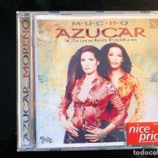 CDs de Música: AZUCAR MORENO MUCHO AZUCAR. Lote 109374843