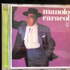 CDs de Música: MANOLO CARACOL PHILIPS. Lote 109377699