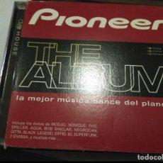 CDs de Música: THE ALBUM PIONEER 3 CDS LA MEJOR MUSICA DANCE DEL PLANETA. Lote 109385987
