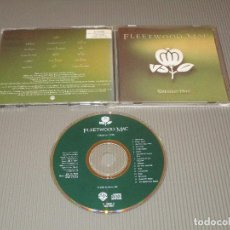 CDs de Música: FLEETWOOD MAC ( GREATEST HITS ) - CD - 9 25801-2 - WARNER BROS - DON'T STOP - HOLD ME - DREAMS .... Lote 109388003