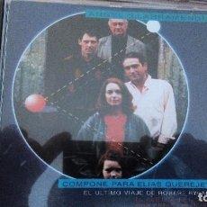 CDs de Música: EL ULTIMO VIAJE DE ROBERT RYLANDS B.S.O. CD MUSICA DE ANGEL ILLARRAMENDI. Lote 109396479