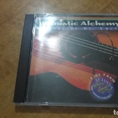 CDs de Música: ACUSTIC ALCHEMY , LIVE FROM ST. LUCIA . Lote 109409451