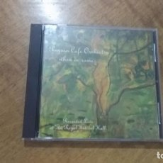 CDs de Música: PENGUIN CAFE ORCHESTRA , WHEN IN ROME.... RECORDED LIVE AT THE ROYAL FESTIVAL HALL. Lote 109409695