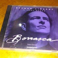 CDs de Música: OTTMAR LIEBERT + LUNA NEGRA , BORRASCA. Lote 109412155