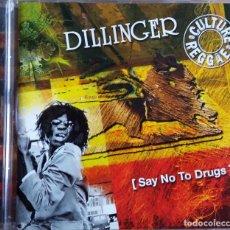 CDs de Música: DILLINGER. SAY NO TO DRUGS. CD. Lote 109433259