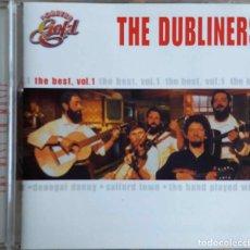 CDs de Música: THE DUBLINERS. THE BEST. VOL 1. CD. Lote 109440931