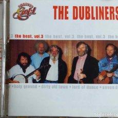 CDs de Música: THE DUBLINERS. THE BEST. VOL 3. CD. Lote 109441123