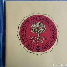 CDs de Música: FAIRPORT CONVENTION. THE HISTORY OF. CD. Lote 109441299