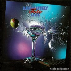 CDs de Música: TOTO - ABSOLUTELY LIVE - 2XCD . Lote 109443467
