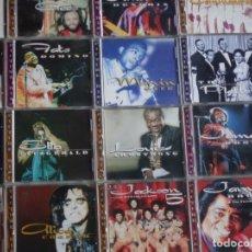 CDs de Música: COLECCION DE 24 CD DE DIFERENTES ARTISTAS - PICTURE DISC - MASTER TONE AÑO 1996 ( VER FOTOS ). Lote 109448003