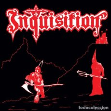 CDs de Música: INQUISITION - ANXIOUS DEATH / FOREVER UNDER - CD [NUCLEAR WAR NOW!, 2017 · REEDCIÓN]. Lote 143052074